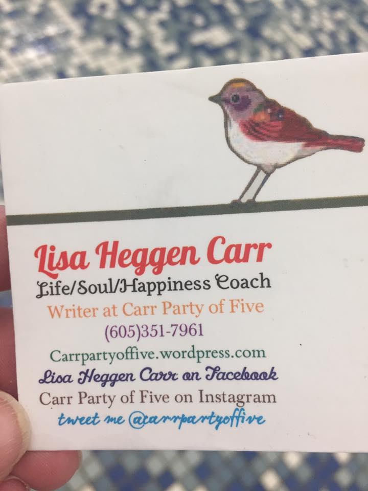 Lisa Heggen Carr
